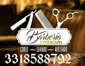 Barber Evolución