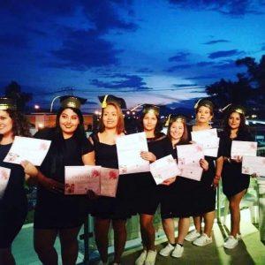 Graduadas de la Mejor escuela de Uñas del 2020